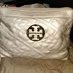 👛Beautiful! Tory Burch Clutch/Make Up Bag